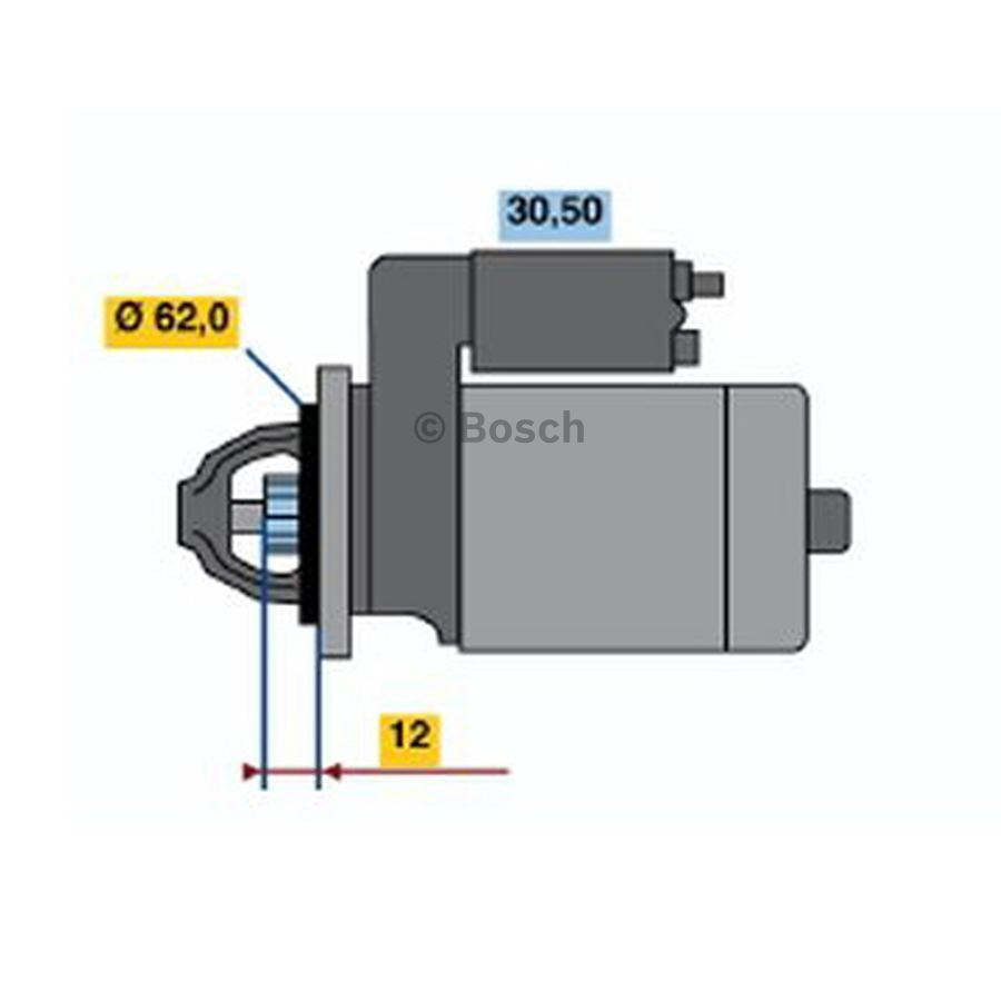 Starter Motors Bosch Auto Shop Renault Remote Diagram Out Of Stock