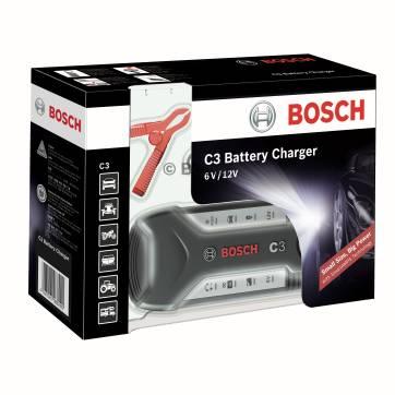 Battery Charger C3: 6-12V