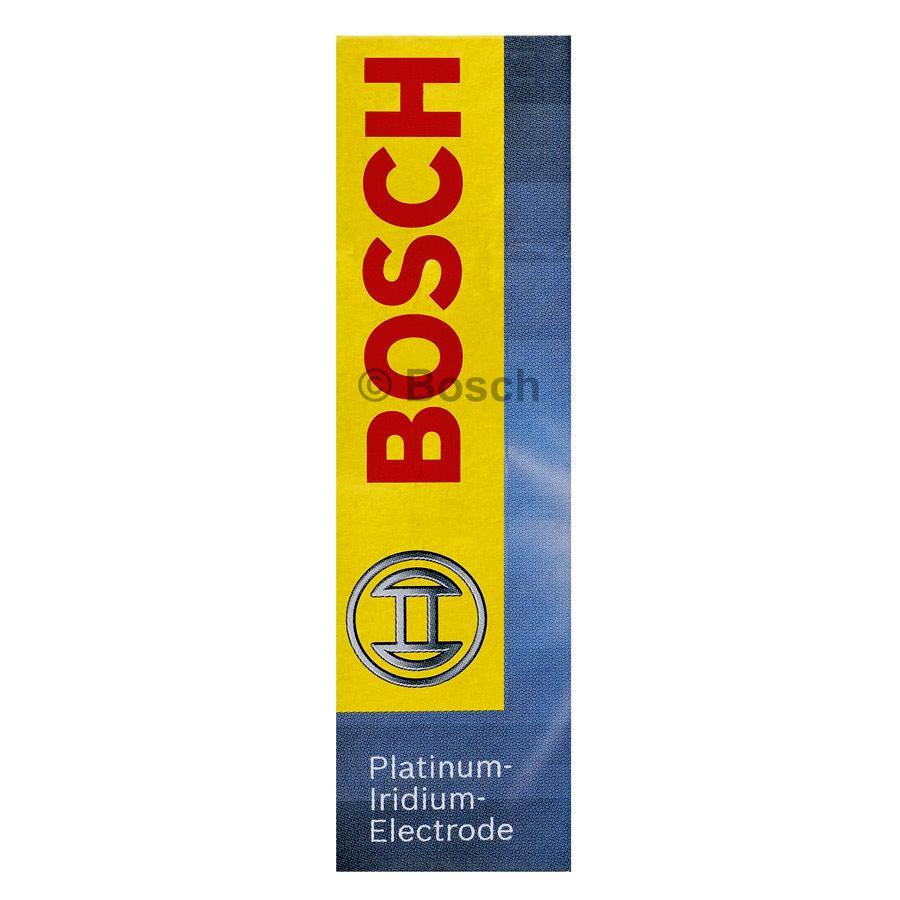 Iridium Spark Plug Fr6li332s Single Bosch Auto Shop Dodge Ram 1500 Gap