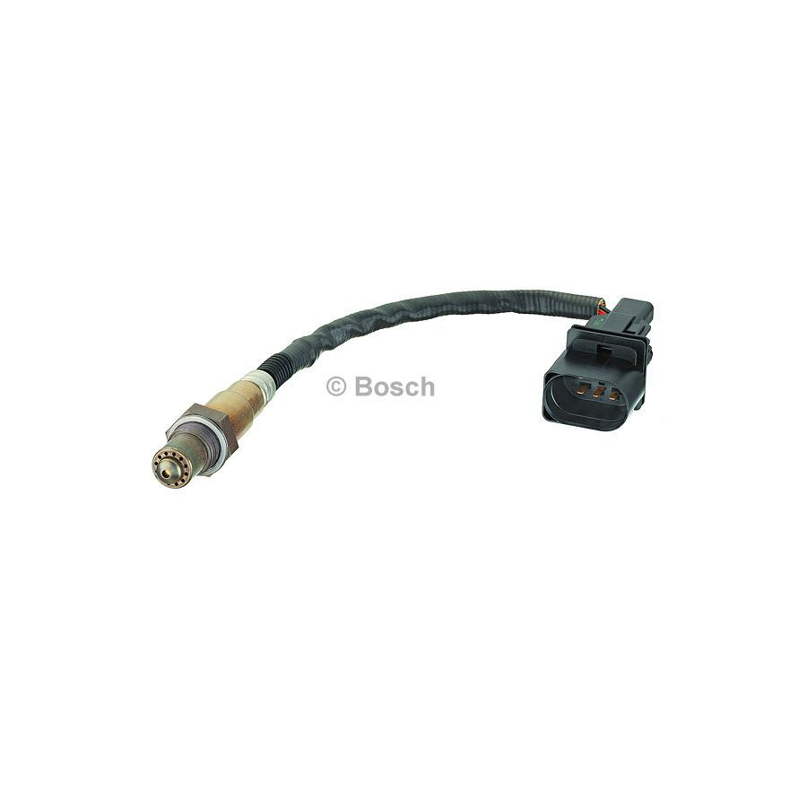Oxygen Sensor 0258007142 5 Wires Bosch Auto Shop O2 Wiring Diagram 3 Wire Connector Hover Over Image To Zoom Product May Vary Slightly