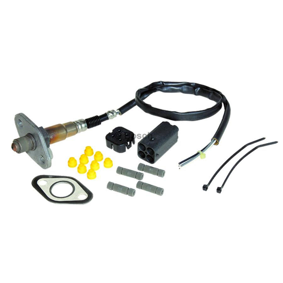 Oxygen Sensor 0258986617 4 Wires Bosch Auto Shop Wiring Product May Vary Slightly