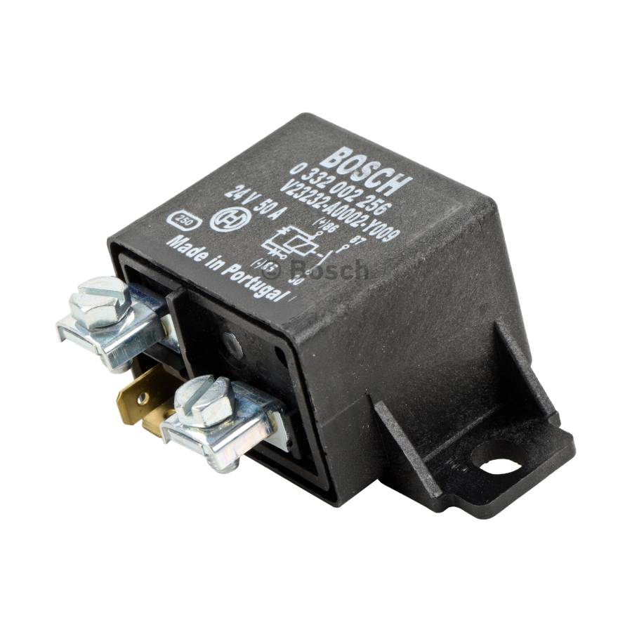 EDIS in addition Hazard Warning Signal Switch 0340302111 Single additionally High Current Relay 0332002256 Single additionally Dayton Motor Wiring Schematic further 41075 Installing A Basic Relay. on bosch starter relay